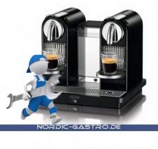 Wartung und Intervall-Service für DeLongi Citiz Kollektion Nespresso EN 325.B
